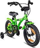 Prometheus Bicicleta Infantil de 14 Pulgadas para niños