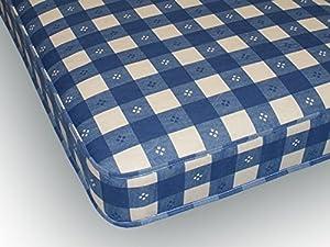 Starlight Beds Ltd Luxury Single Spring Mattress 3ft x 6ft3 (90 x 190 cm) Spring Mattress
