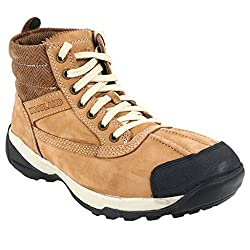 Woodland Adventure Series Camel Colour Casual Shoes For Men (Size : 7 UK or 41 EURO)