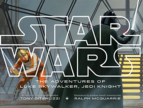 Star Wars: The Adventures of Luke Skywalker, Jedi Knight (Star Wars Saga (Eps 1 to 6))
