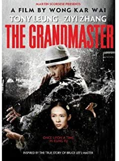 Grandmaster, The by Tony Leung