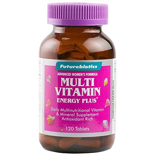 Futurebiotics Energy Plus Multi Vitamin, Tablets, 120 tablets