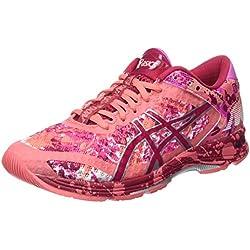 ASICS GEL-Noosa Tri 11, Zapatillas de Running Mujer, Rojo (Guava/Cerise/Pink Glow), 40 1/2 EU