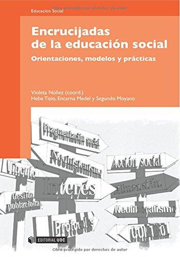 Descargar Libro Encrucijadas de la educación social (Manuales) de Violeta Núñez Pérez