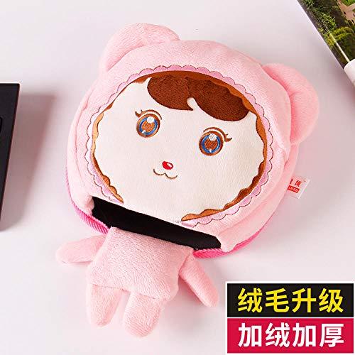 USB Handwärmer Mauspad Winter warm Winter Heizung Heizung Baby warme Handschuhe warme Hand Schatz warme Handschuhe-3