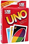 UNO Playing Card Game Standard Classic Version
