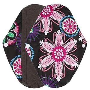 Menstrual Pad,Webla Reusable Bamboo Cloth Washable Heavy Flow Mama Sanitary Towel Pads