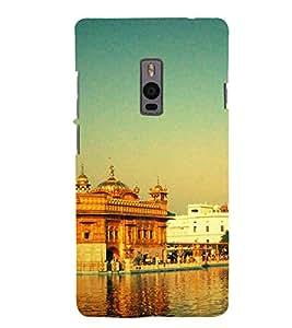 ifasho Designer Back Case Cover for OnePlus 2 :: OnePlus Two :: One Plus 2 (Brotherhood Jalwanawalabag )