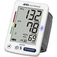 A&D Medical UB-543 Tensiómetro digital de muñeca, validado clínicamente, ...