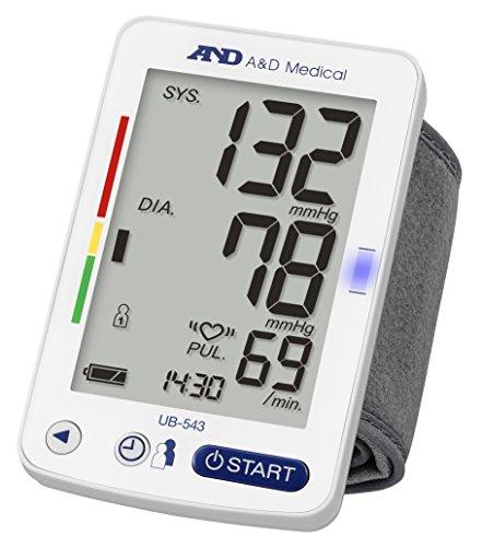A&D Medical UB-543 Tensiómetro digital de muñeca