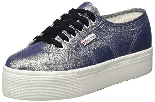 Superga2790 Lamew - Low-Top Donna, Grigio (Grigio), 39