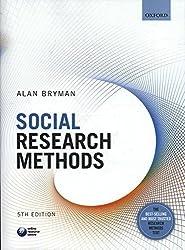 Social Research Methods by Alan Bryman (2016-02-03)