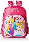 Disney Princess Pink School Bag for Children of Age Group 3-5 years| Size 14 inch