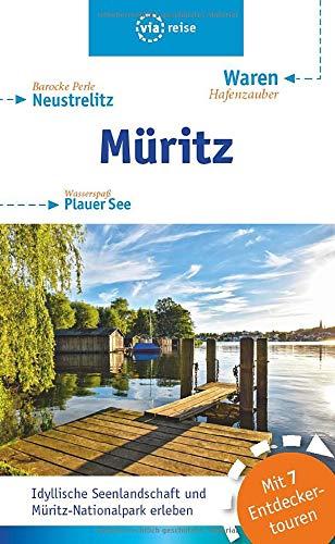 Müritz: Idyllische Seenlandschaft und Müritz-Nationalpark erleben