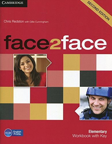 face2face Elementary Workbook with Key by Chris Redston (2012-03-26)