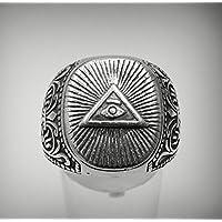 Anello in Argento 925 Illuminati