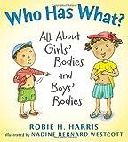 Robie H. Harris Libri di anatomia e fisiologia per ragazzi