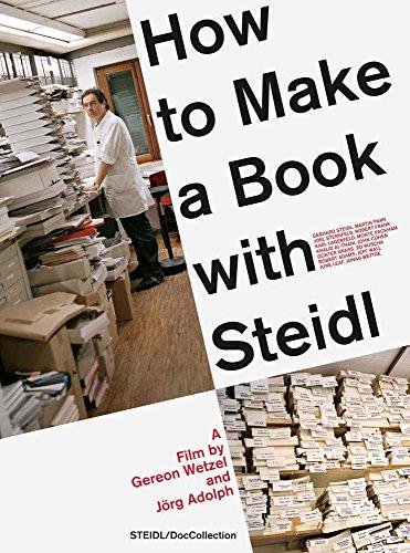 Preisvergleich Produktbild How to Make a Book with Steidl, 1 DVD