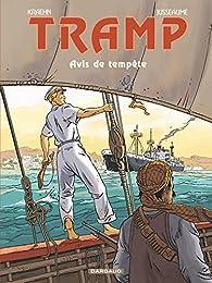 Tramp, tome 11 : Avis de tempête par Kraehn