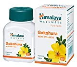 #2: Himalaya Wellness Pure Herbs Gokshura Men's Wellness - 60 Tablets