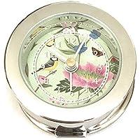 Birds & Botanics Travel Alarm Clock