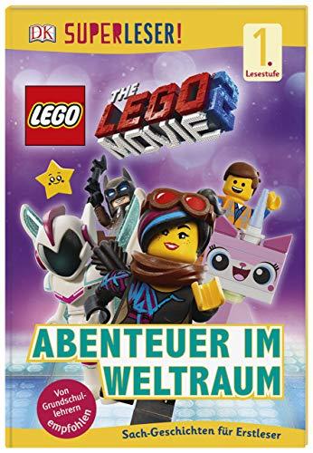 SUPERLESER! THE LEGO® MOVIE 2TM Abenteuer im Weltraum: 1. Lesestufe Sach-Geschichten für Leseanfänger