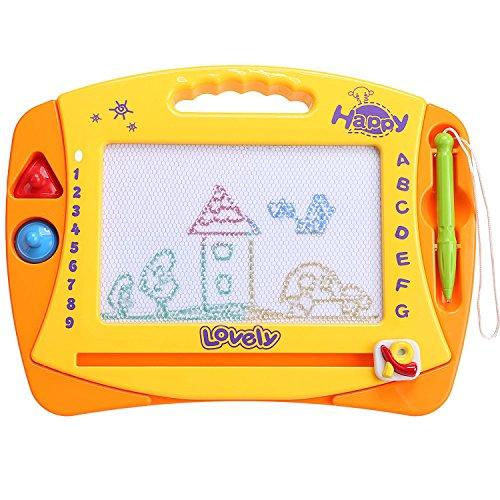 zhjz Kinder Zeichnen Malen Schreiben radierbar Board Spielzeug für Kinder