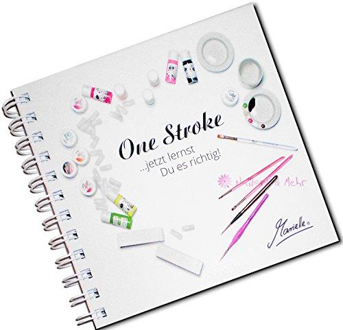 Buch One Stroke - Jetzt lernst Du es richtig! inkl. Übungsfolien