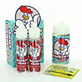 Totally Tropical Ting ZHC Mix Series The Chicken Shop 200ml 00mg (sans nicotine ni tabac)