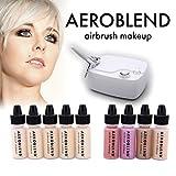 Aeroblend Airbrush bilden persönlichen Starter Kit - professionelle kosmetische Airbrush bilden System - Licht-Stiftung