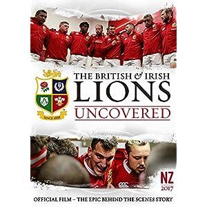 B&R Lions Uncovered [Edizione: Regno Unito]