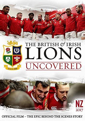 British and Irish Lions 2017: Lions Uncovered [DVD] [UK Import]