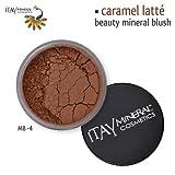 "Best Fondazioni Mineral Powder - Itay beauty Mineral blush Powder mb-4color: ""Caramel latte Review"