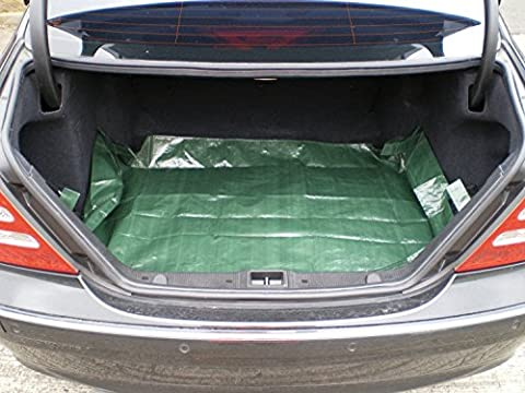 Car Boot Protector Heavy Duty Liner Waterproof Universal Fit Plant