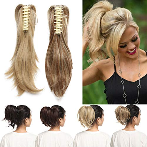 Hair Care & Styling Beauty & Health Soft Hair Style Clip Scrunchie Comfortable Wear Lightweight Anti-slip Braiding Extension Elegant Breathable Women Wig Artificial A Great Variety Of Models