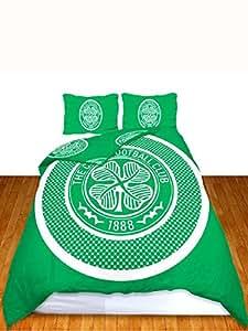 Celtic FC. Parure de lit double