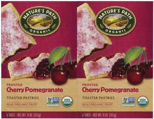 natures-path-frosted-toaster-pastry-cherry-pomegranate-11-oz-6-ct-by-natures-path
