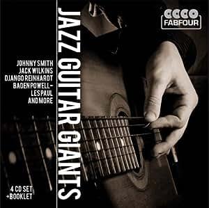 Jazz Guitar Giants (4 CD FabFour)