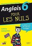 Image de ANGLAIS 6E POUR LES NULS