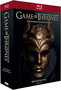 Game of Thrones (Le Trône de Fer) - L'intégrale des