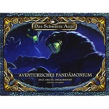 DSA5 Deluxe Spielkartenset - Aventurisches Pandämonium