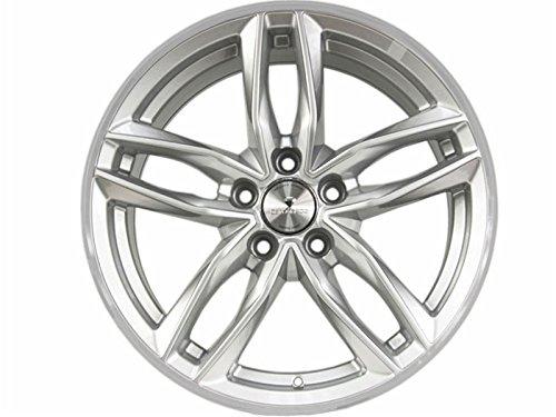 Set-4-pezzi-4-cerchi-in-lega-di-alluminio-con-anelli-di-protezione-AlloyGator-color-antracite-misure-cerchi-13-21-pollici-eleganti-in-plastica-per-proteggere-e-abbellire-per-migliorare-laspetto-visivo