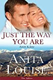 Just the Way You Are: Aaron & Jane (The Adlers Book 1)  by Anita Louise