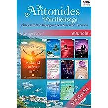 Die Antonides Familiensaga - schicksalhafte Begegnungen & reiche Tycoons -  9-teilige Serie (eBundles)