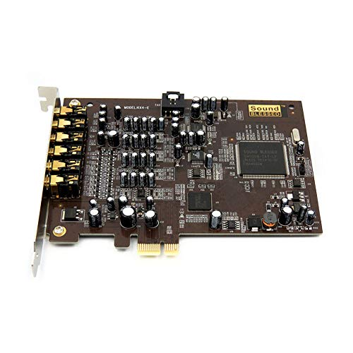Sound Card SB1550 7.1 Singing PC...