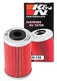 #5: K&N KN-155 Oil Filter