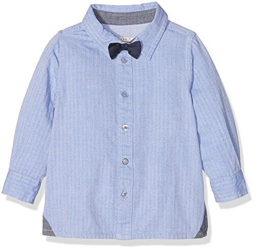 Esprit Kids Baby-Mädchen Bluse, Blau (Cornflower 403), 74