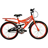 #8: AVON Bounce Cycles for Boys - Bright Orange/Black