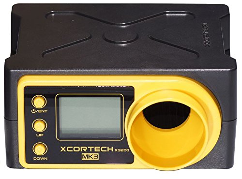 AIRSOFT-SHOOTING-CHRONO-CHRONOGRAPH-XCortech-NEW-X3200-100-GENUINE-ORIGINAL-MK3