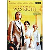 He Knew He Was Right (2004) - BBC Region 2 PAL